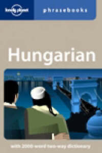 Hungarian: Lonely Planet Phrasebook-ExLibrary