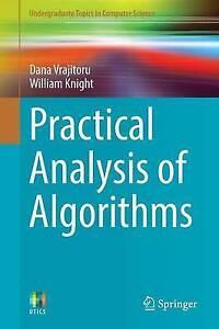 Practical Analysis of Algorithms (Undergraduate Topics in Computer Science), Kni