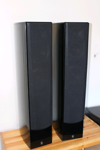 Yamaha NS-555 High End Massive Loudspeaker Pair RRP $1299 Chadstone Monash Area Preview