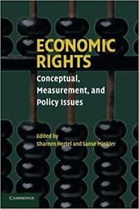 Economic Rights Conceptual Measurement and Policy Issues 1st Edition