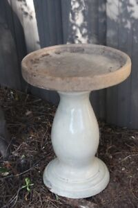 RECYCLED BIRD BATHS West Pennant Hills The Hills District Preview