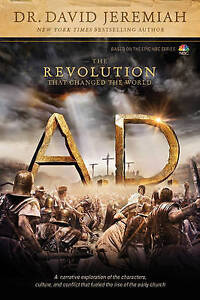 NEW..A.D. the Bible Continues: Revolution That Changed the World.JEREMIAH.mnf373