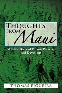 NEW Thoughts from Maui: A Little Book of Poems, Prayers, and Devotions