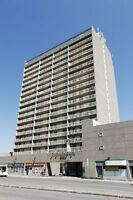 Nov 1st 2 bed in downtown highrise