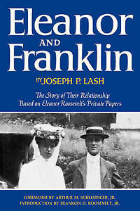 Eleanor and Franklin: The Story of Their Relationship, based on-ExLibrary