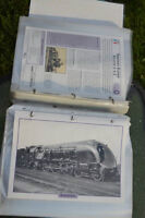 Lot of Train Books and Albums