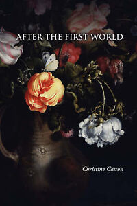 NEW After The First World by Christine Casson