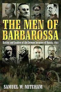 MEN-OF-BARBAROSSA-Commanders-of-the-German-Invasion-of-Russia-1941-Textbook-B