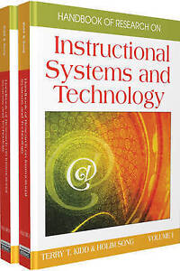 NEW Handbook of Research on Instructional Systems and Technology by Terry Kidd