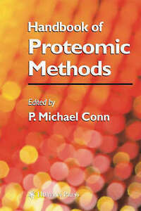 NEW Handbook of Proteomic Methods