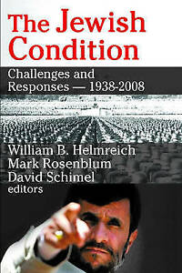 The Jewish Condition  BOOK NEW