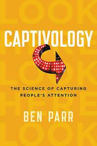 Captivology Pb  BOOK NEW