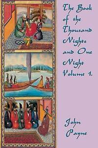 NEW The Book of the Thousand Nights and  One Night Volume 1.