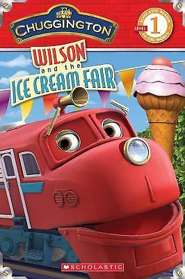 Chuggington - Wilson and the Ice Cream Fair by Mara