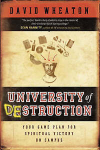 University Of Destruction: Your Game Plan For Spiritual Victory On-ExLibrary