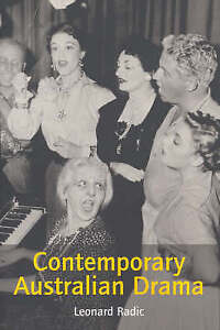 Contemporary Australian Drama by Leonard Radic (Paperback, 2006) New, free post