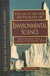 The Facts on File Dictionary of Environmental Science (Facts on File Science Li