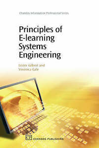 USED (LN) Principles of E-Learning Systems Engineering (Chandos Information Prof