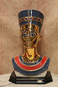 Collection 10 Figurines Nadal Pharaoh 24 Carats Platinium