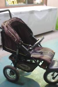 2 Prams for sale Kilmore Mitchell Area Preview