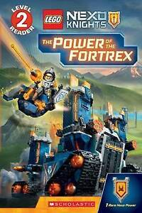 The Power of the Fortrex (Scholastic Reader, Level 2: Lego Nexo K By Scholastic