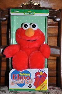 15`` Talking Elmo Loves You