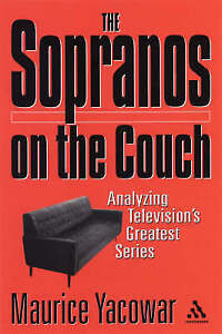 """The """"Sopranos"""" on the Couch: Analyzing Television's Greatest Series, Yac"""