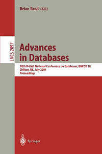 Advances in Databases: 18th British National Conference on Databases, BNCOD 18 C
