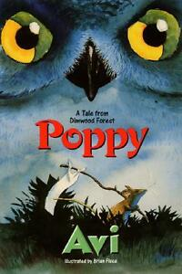 a tale from Dimwood Forest POPPY Avi-illustrated by Brian Floca