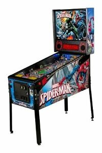 SPIDER-MAN VAULT EDITION PINBALL FROM STERN