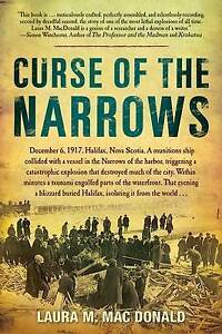 NEW Curse of The Narrows by Laura M. Mac Donald