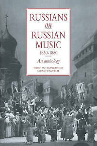 Campbell, Stuart, Russians on Russian Music: An Anthology, Very Good Book
