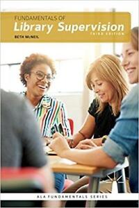 Fundamentals of Library Supervision 3rd Edition