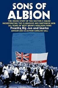 West-Brom-WBA-Albion-Hooligan-Section-5-Squad-Book