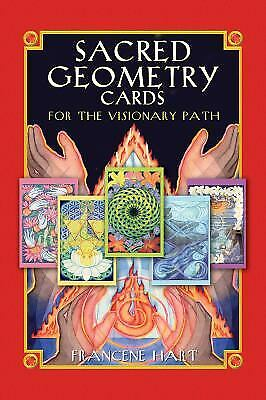 Sacred Geometry Cards for the Visionary Path by Francene (Sacred Geometry Cards For The Visionary Path)
