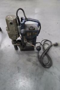 Nitto Kohki UO-3500 Atra Ace Manual Feed Magnetic Drill