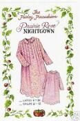 Ladies Nightgown Patterns