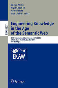 Engineering Knowledge in the Age of the Semantic Web: 14th International Confere