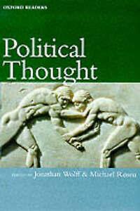 Political Thought, Rosen, Michael