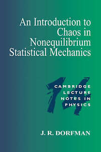 An Introduction to Chaos in Nonequilibrium Statistical Mechanics (Cambridge Lect