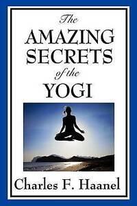 The Amazing Secrets of the Yogi-ExLibrary