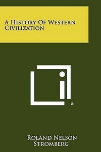 A History of Western Civilization 9781258461973 -Paperback