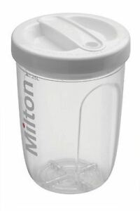 Milton Solo Single Microwave Steam and Cold Water Travel Baby Bottle Steriliser