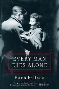 Every Man Dies Alone, Hans Fallada, Good Condition, Book