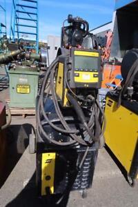 ESAB Origo 4002c MIG Welders w/ Readout