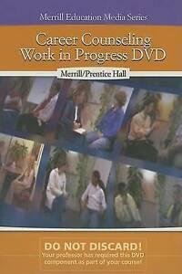 Career Counseling: Work in Progress DVD by Allan Greenwood