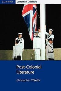 Post-Colonial-Literature-by-Christopher-O-039-Reilly-Paperback-2001