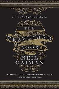 The Graveyard Book by Dave McKean; Neil Gaiman