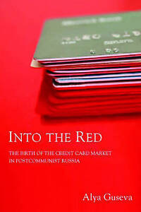 Into The Red  BOOK NEW