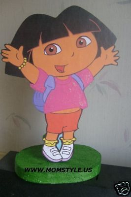 Dora The Explorer Birthday Decorations (Dora the explorer centerpiece Birthday Party)